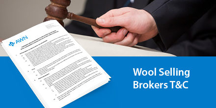 Wool Selling Brokers Terms & Conditions