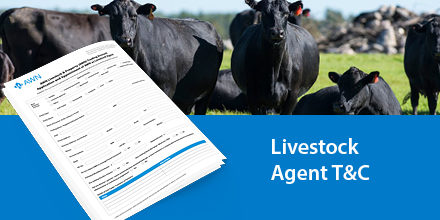 Livestock Agent Terms & Conditions